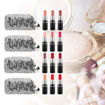 MAC☆ホリデー限定☆SNOW BALL MINI LIPSTICK KIT 4種