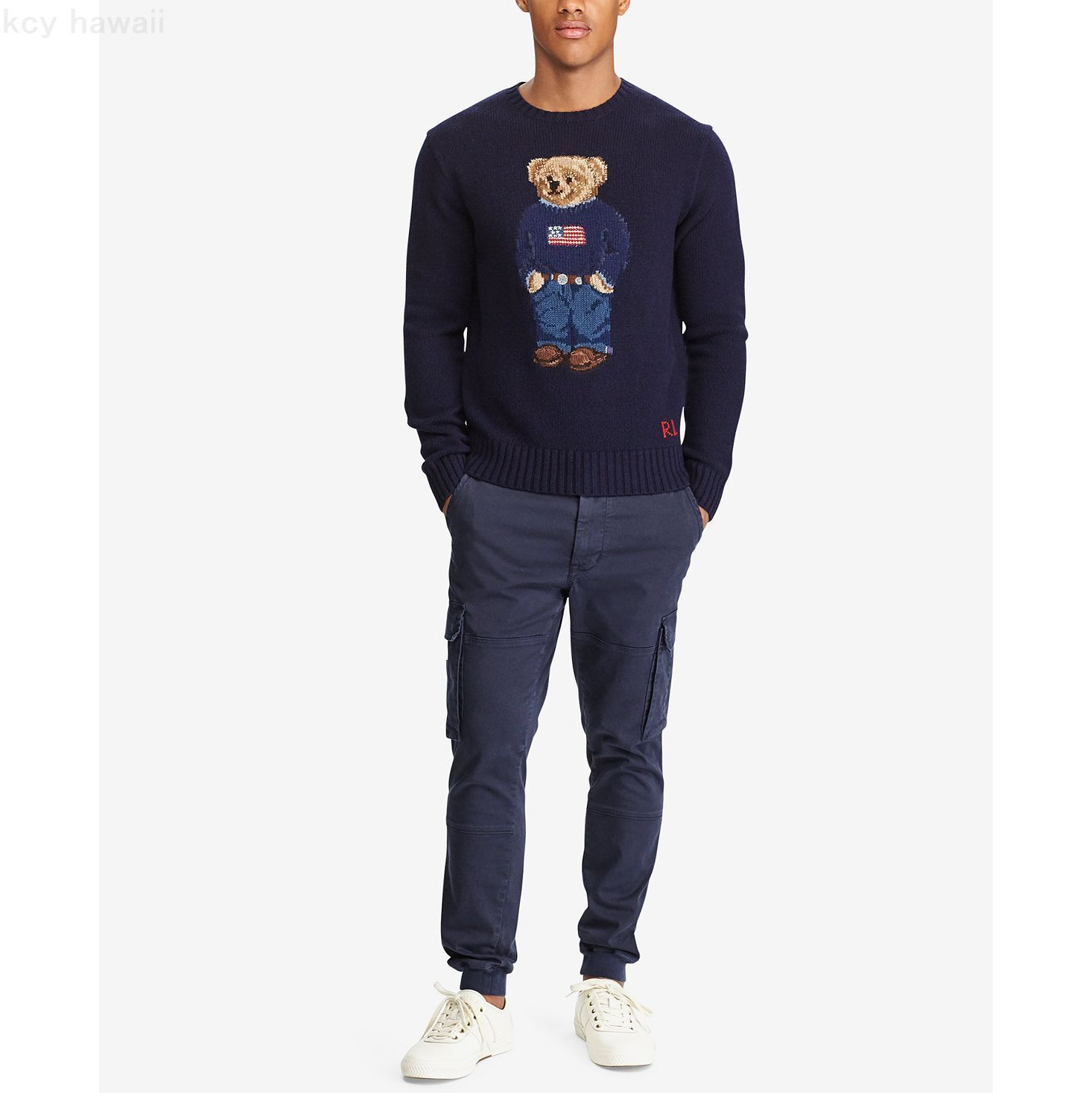 ポロラルフローレン☆The Iconic Polo Bear Sweater