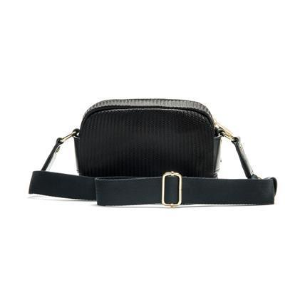日本未入荷★BIMBA Y LOLA★Black pocket crossbody bag