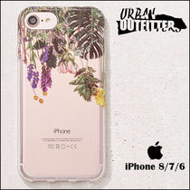 Urban Outfitters☆ リアルなフラワー柄♪ iPhoneケース 6/7/8用