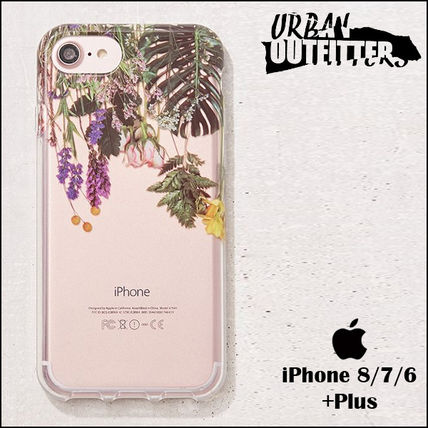 Urban Outfitters スマホケース・テックアクセサリー Urban Outfitters☆ リアルなフラワー柄♪ iPhoneケース 6/7/8用(2)