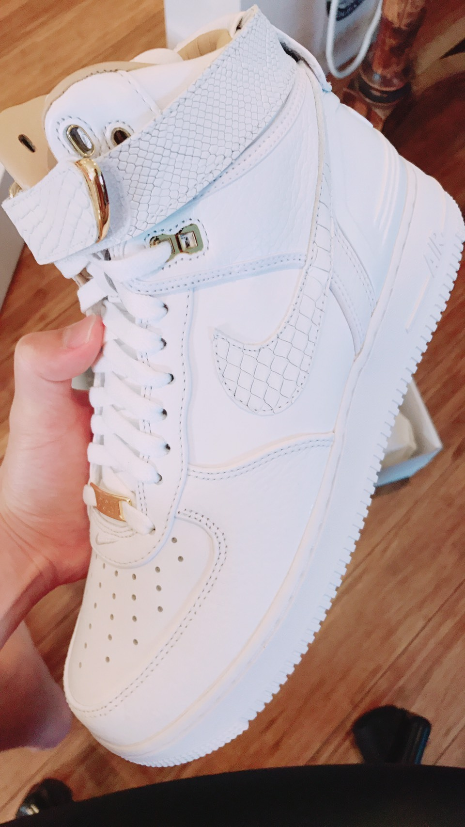 Nike AIR FORCE 1 HI JUST DON/ SIZE 11.5