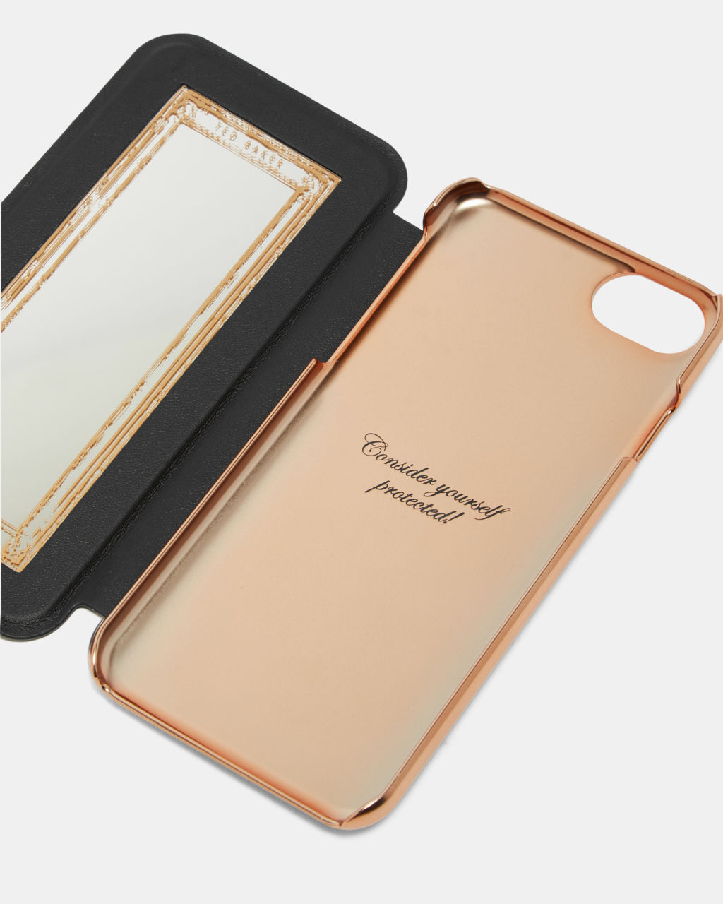 TED BAKER LORINDA Enchanted Dream iPhone 6/6s/7 book case