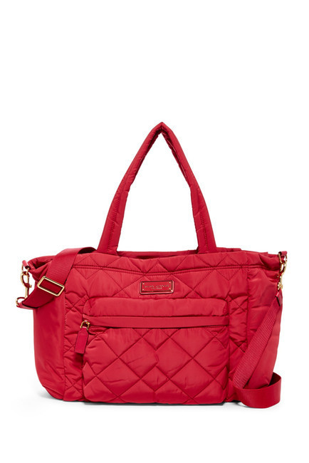 Marc Jacobs★セール★Quilted Nylon Baby Bag おしめマット付