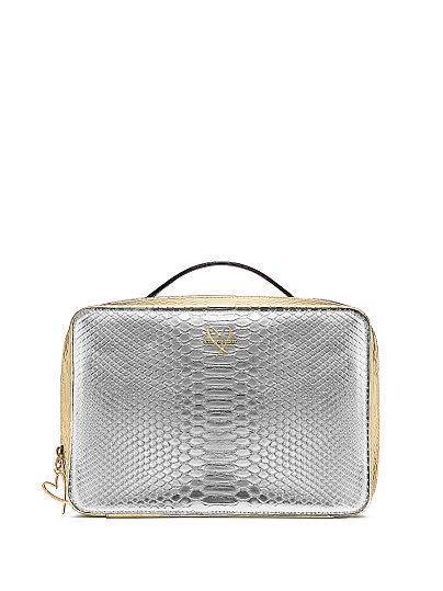 送料込み☆VS☆Luxe Python Jetsetter Travel Case リュック
