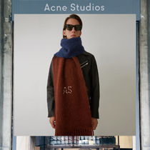 【17AW NEW】 Acne Studios_men/Kelow dye navytobacco/マフラー