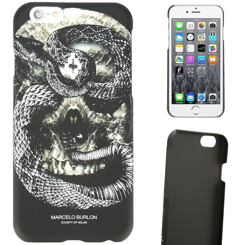 【関税送料込】Marcelo Burlon Bayo iphone 6/ 6s カバー