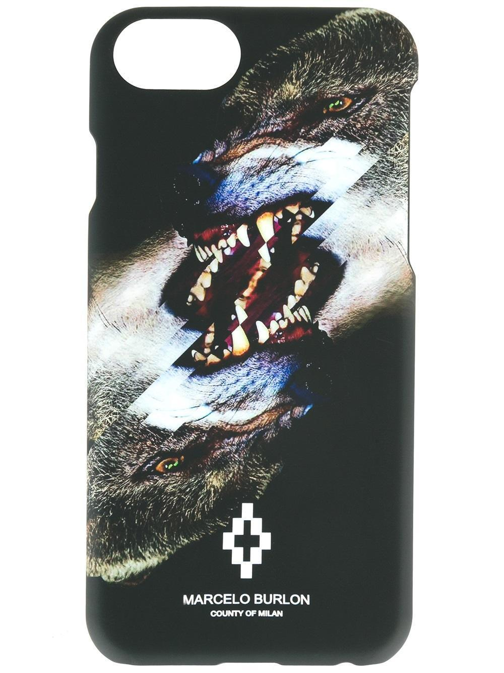 【関税送料込】Marcelo Burlon Tobias iPhone 7 カバー