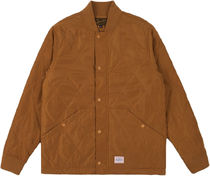 Benny Gold Park Quilted Jacket -コッパー