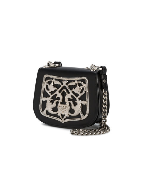 関税・送料込 Piastra Metal Filigree cross-body bag バッグ