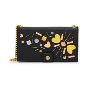 Henri Bendel★iPhone7/8 ケース★BIJOUX PHONE CASE CROSSBODY