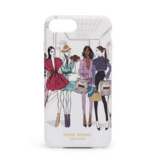 Henri Bendel★iPhone 7/8 Plus ケース★RUNWAY GIRLS