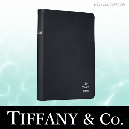 *Tiffany & Co* 2018 Day Planner 手帳 ブラック
