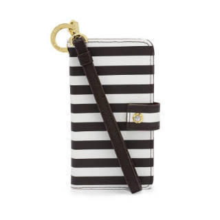 Henri Bendel★iPhone7/8 ケース★DALTON CENTENNIAL STRIPE