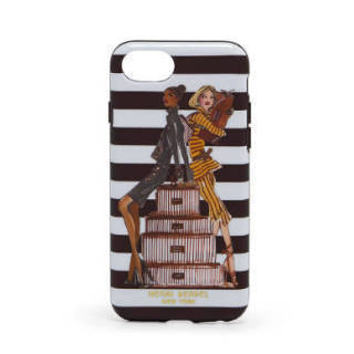 Henri Bendel★iPhone7/8 ケース★HATBOX GIRLS