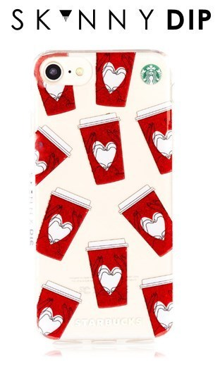 Starbucks X Skinnydip Red Cup  iphoneケース