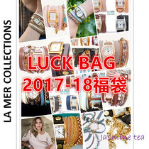 ★2017-18福袋♪★5-7日で到着/LA MER COLLECTIONS Wrap Watch★