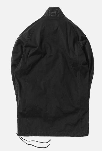 送料関税込 本店買付★KITH NYC X NONNATIVE★QUARTER-ZIP SHIRT