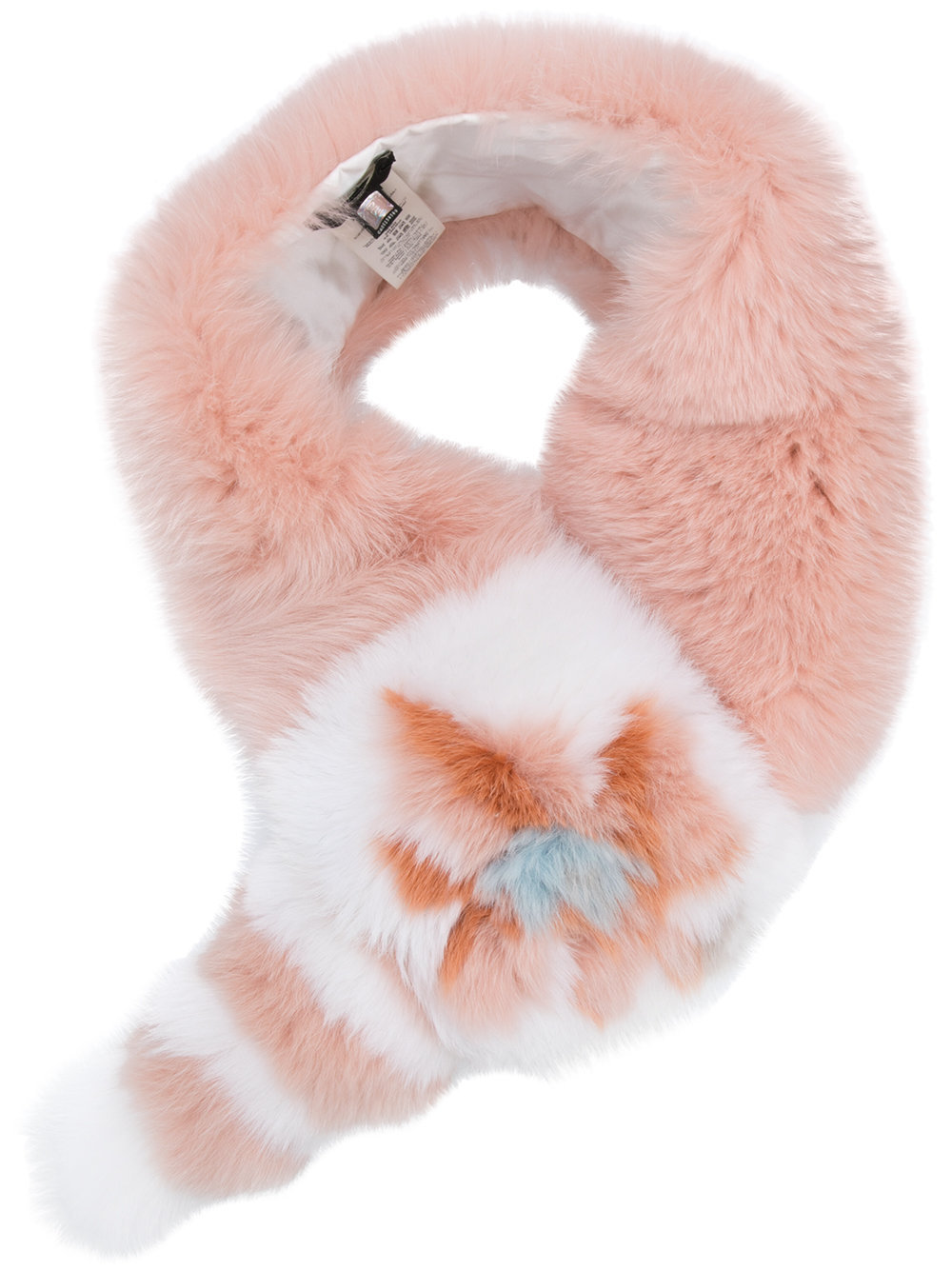 FE1829 FOX FUR COLLAR