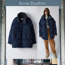 【17AW NEW】 Acne Studios_men/Minus west ink blue/コートBL