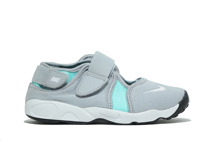 日本未発売 NIKE AIR LITTLE RIFT GREY KIDS