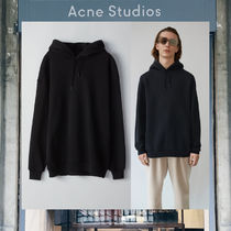 【17AW NEW】 Acne Studios_men/Fala black/パーカーBK