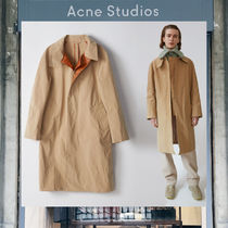 【17AW NEW】 Acne Studios_men/Monitor paper bag brown/コート