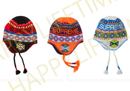 Supreme ニットキャップ・ビーニー Week16-17新作!SUPREME17FW★Nepali Earflap Beanie
