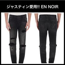 ジャスティン愛用☆EN NOIR☆Thermal Repair Skinny Jeans