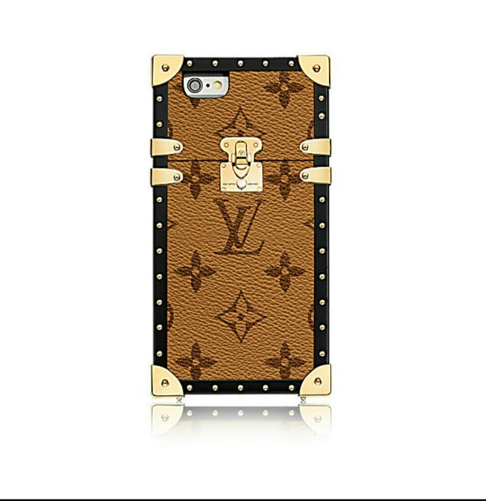 Louis Vuitton ルイヴィトン  EYE-TRUNK FOR IPHONE 7 PLUS
