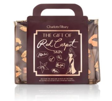 Charlotte Tilbury☆THE GIFT OF RED CARPET SKIN TRAVEL KIT