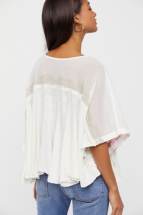 Free People フリーピープル Love Letter Tシャツ 送料無料