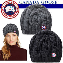 ●Canada Goose● レディース Chunky Cable ビーニー 6194L 即発