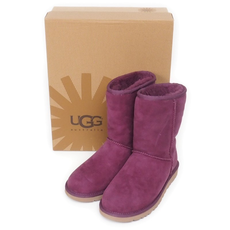 【UGG】CLASSIC SHORT ムートンブーツ[RESALE]
