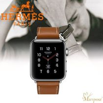 18AW 新作 Apple Watch Hermes Series 3 Simple Tour 38mm