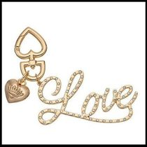 JUICY COUTURE(ジューシークチュール) キーホルダー・キーリング SALE!JUICY COUTURE★LOVE〓キーホルダー