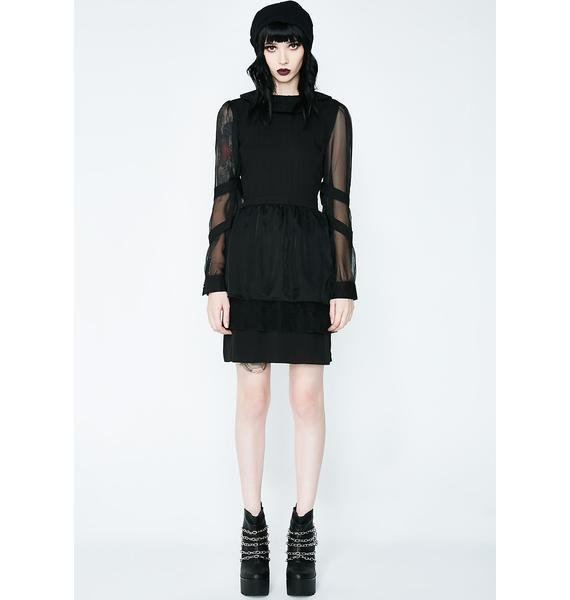 ☆関税送料込☆SCEPTIC GOSSIMER DRESS/Disturbia