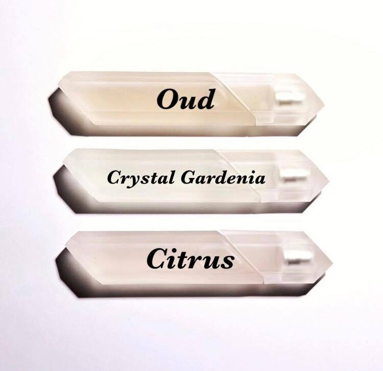 Crystal Gardenia Citrus 75ml
