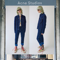 【17AW NEW】 Acne Studios_men/Pass cobalt blue/Gジャン
