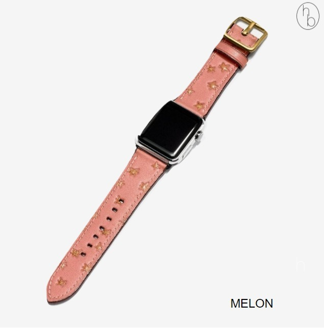 【送料込】COACH♪Apple Watch Strap With Prints