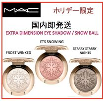 国内完売*MAC*Extra Dimension Eye Shadow / SNOW BALL5色展開