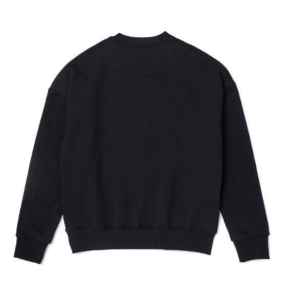 beyond closetのNOMANTIC BIG LOGO SWEAT-SHIRTS 全2色