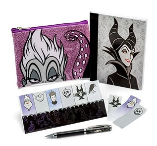 Disney☆Villains (ヴィランズ)Stationery セット