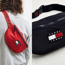 【Tommy Hilfiger】US限定★送料込★フラッグロゴボディバッグ