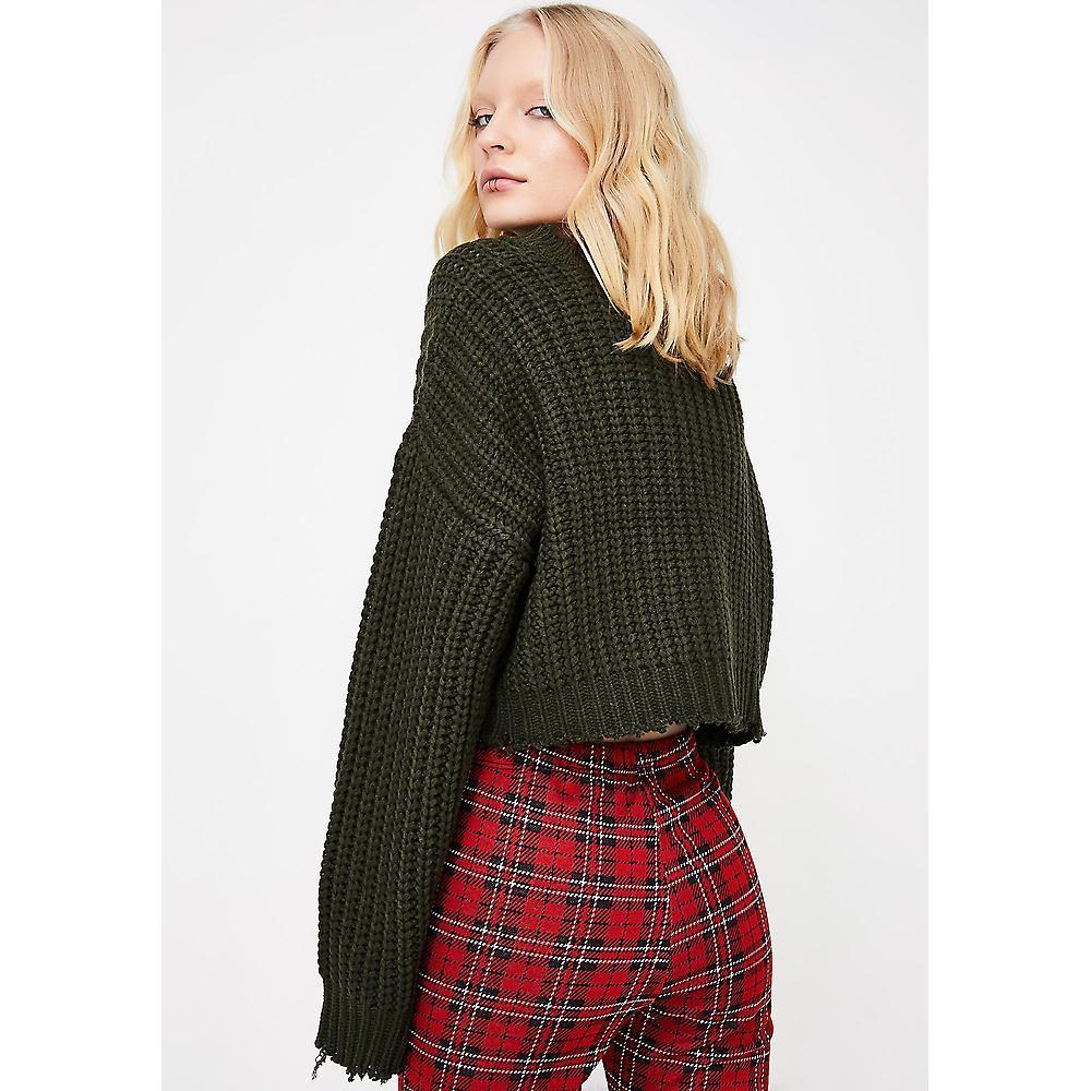 ★BY THE FIRE KNIT SWEATER