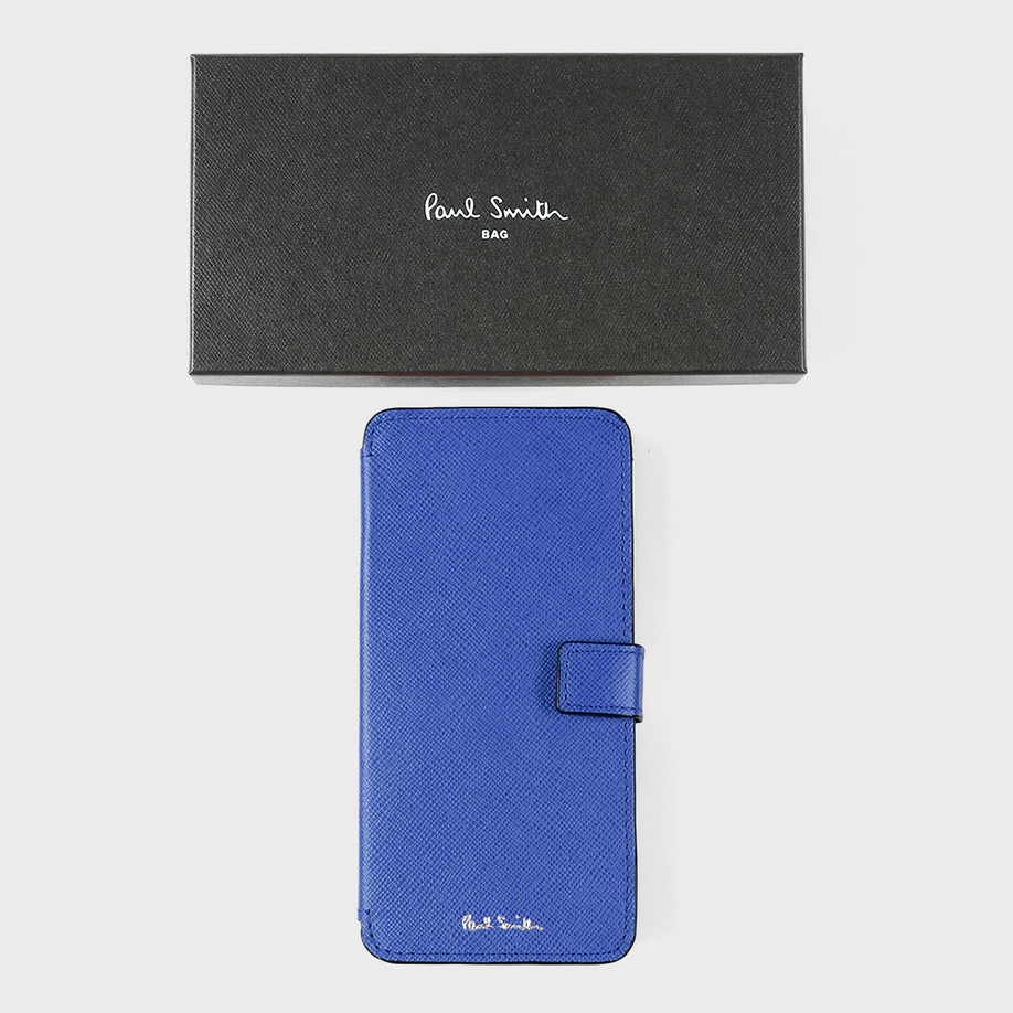 【MORE掲載】17AW☆Paul smith☆iPhone 6/6s/7 CASE