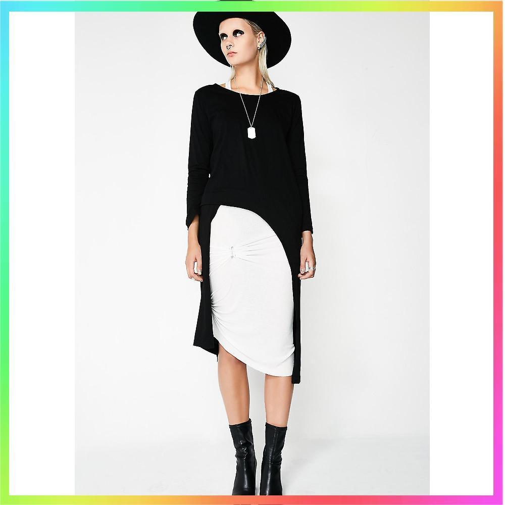 MNML★HIGH LOW TUNIC