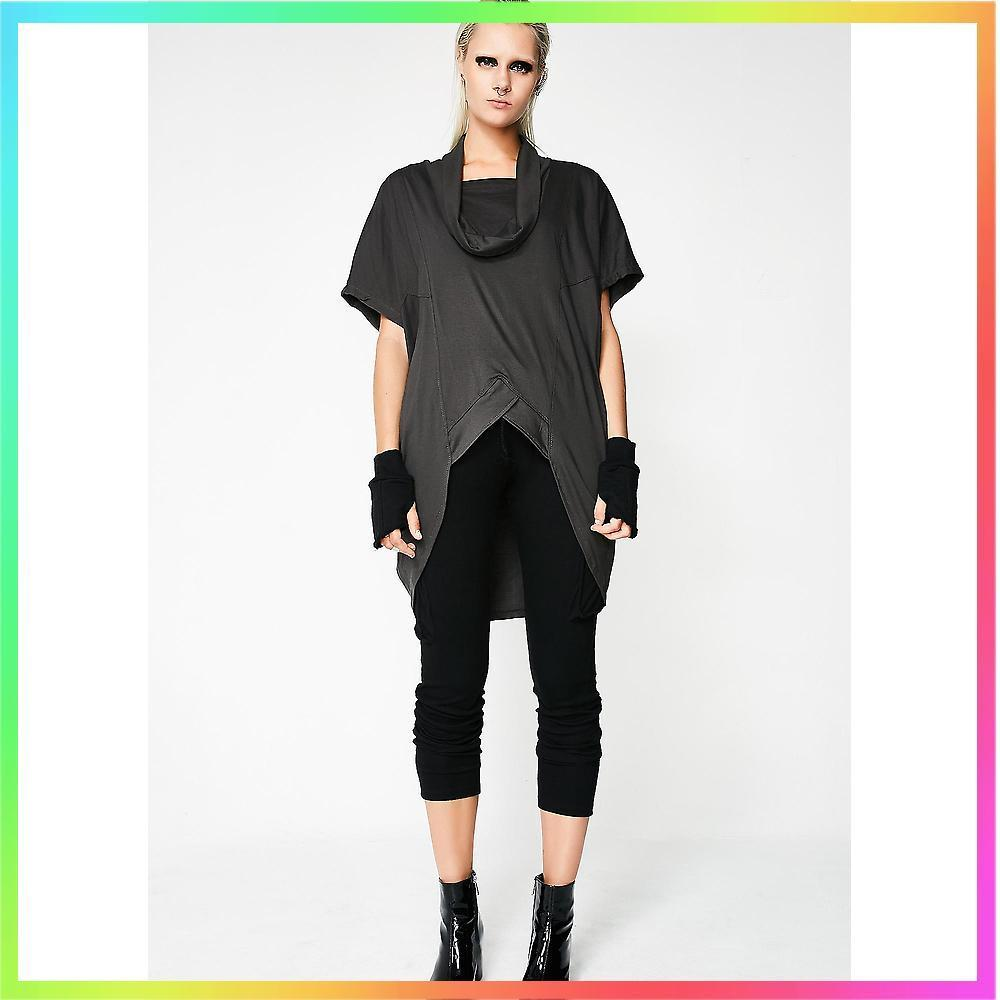 MNML★INVICTUS NECK TOP