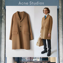 【17AW NEW】 Acne Studios_men/Matthew camel beige/コートBE
