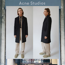 【17AW NEW】 Acne Studios_men/Gavin black/コートBK